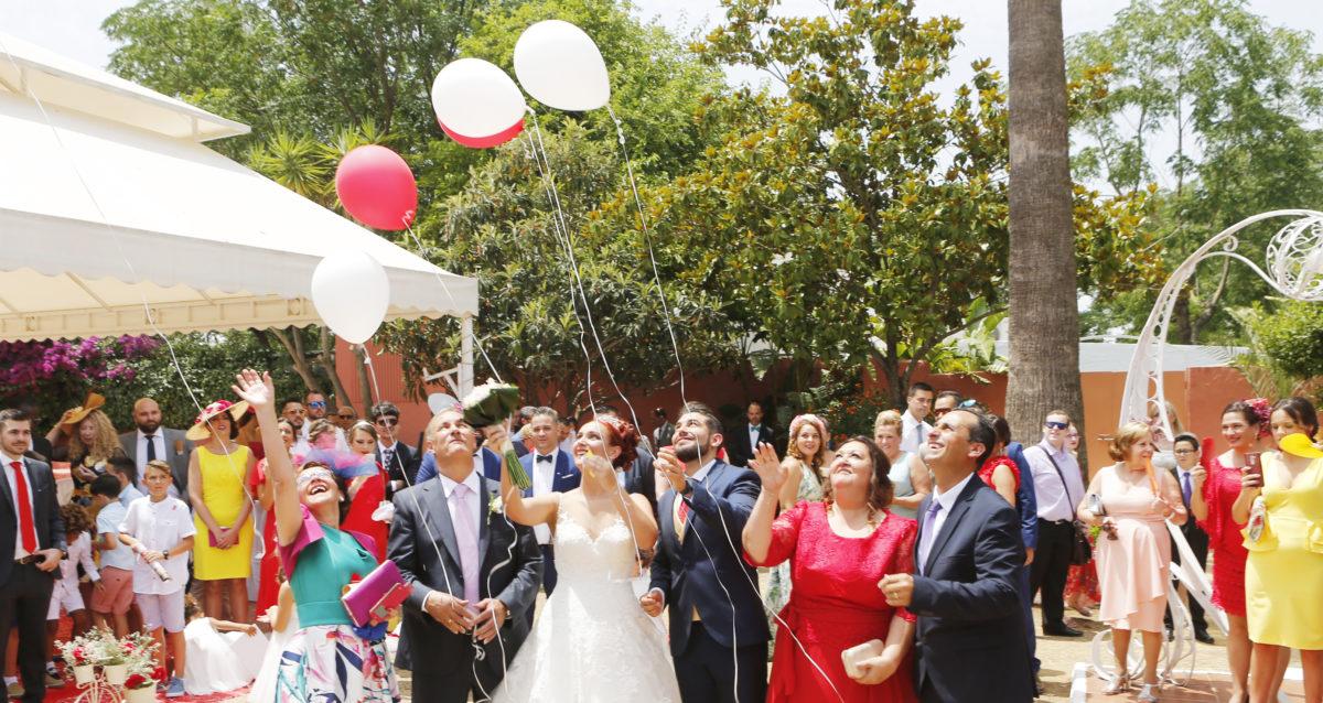 Ceremonia de las rosas