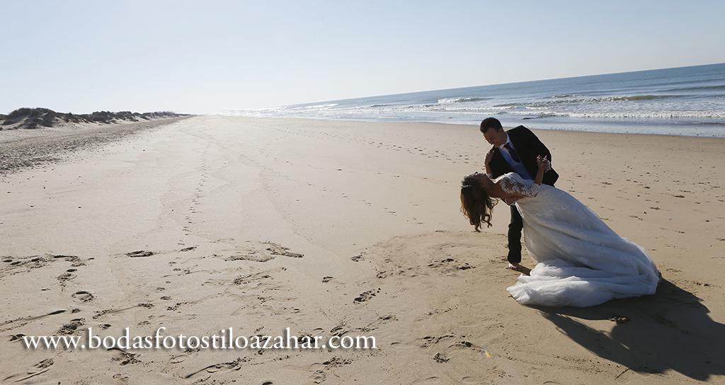 Jose + Eleni – Postboda en la playa