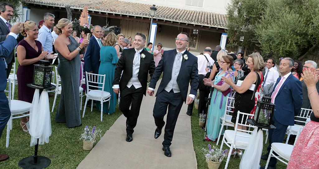 La boda de Diego & Jordi