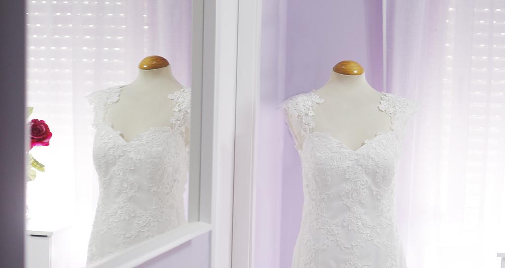 Preparativos de una novia… ELENA