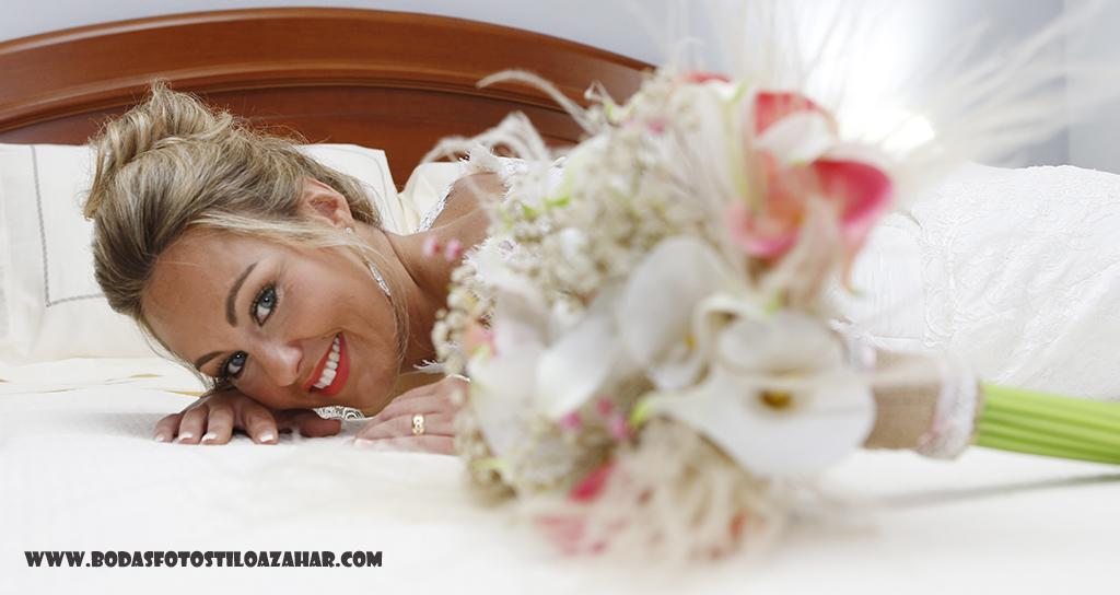 Novia… ¡¡Disfruta del día de tu boda!! Consejos & trucos